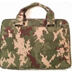 """Tavoletta di borsa protezione, ipad 13 """"tela di canapa"""