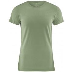 Camiseta hombre en cáñamo de algodón orgánico