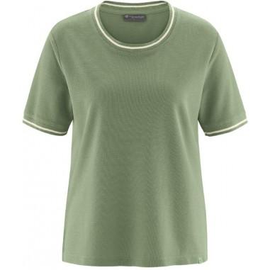 Tee shirt piqué femme dh878