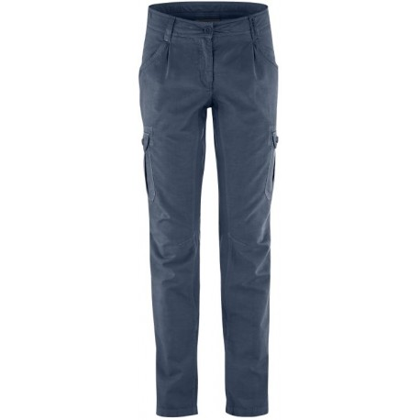 Pantalones pocket del cargo mujeres - algodón orgánico 90c99eddcea3
