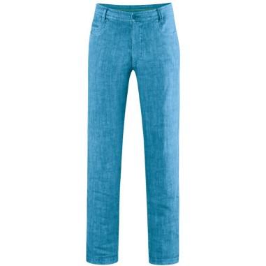 Pure pantaloni di canapa dell'annata uomo e donna