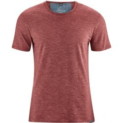 "Lightweight t-shirt guy ""Mixture"" - 55% hemp"