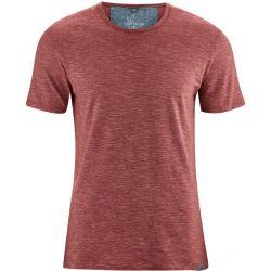Tee shirt chiné léger chanvre
