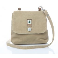 Mini sac femme ou enfant chanvre et coton bio