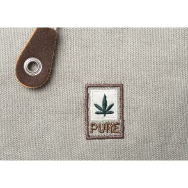 Kit Office / cosmetic hemp and organic cotton
