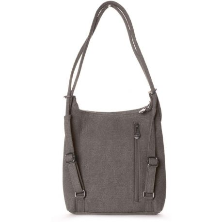 Back/shoulder - hemp and organic cotton bag