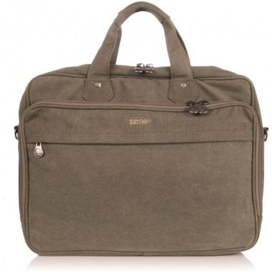 Bolsa maletín ordenador portátil - lienzo de bolsa de PC