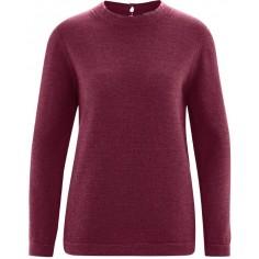 Maglione di lana e fibre organiche