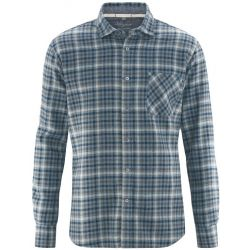 Check Shirt hemp and organic cotton