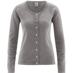 Strickjacke Recycling-bio