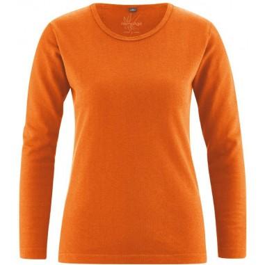 Le Tee shirt col rond chanvre coton bio