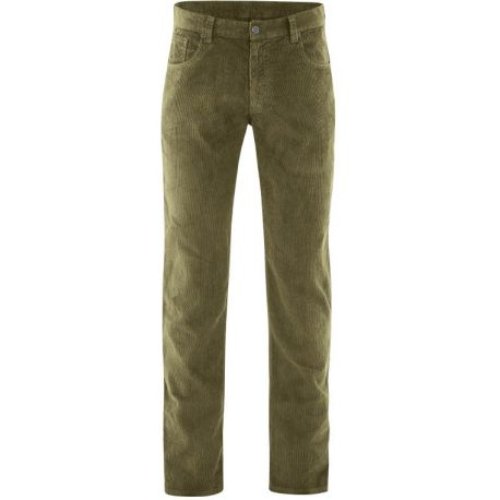 Pants velvet of hemp and organic cotton