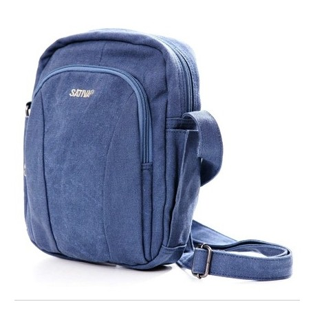 Man woman rounded Sling bag