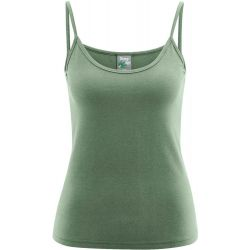 Top with hemp and organic cotton straps