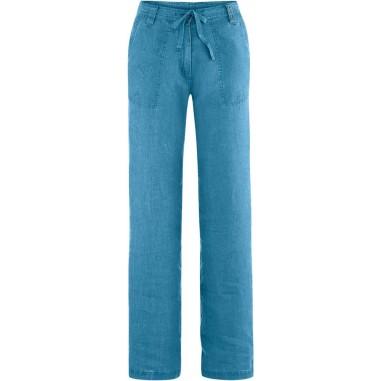 Hemp woman trousers