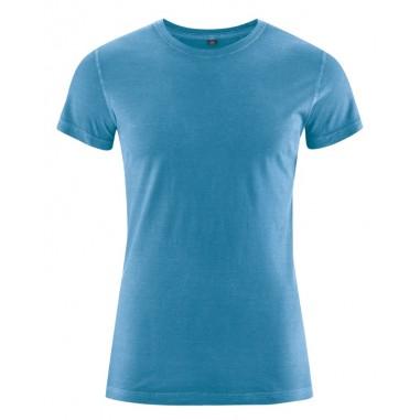 Cotone organico t-shirt di canapa end / 130 gr / m²
