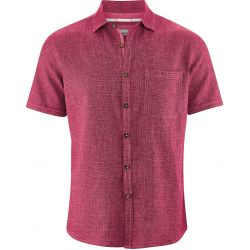 Short sleeve shirt slim - Contrasting colors