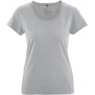Tee shirt chanvre coton bio