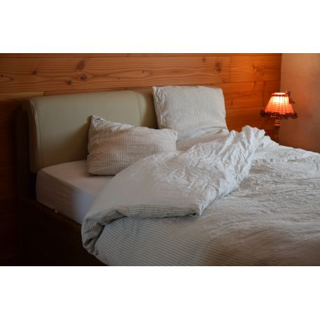 Pure hemp duvet cover