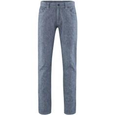 Pantalone taglio dritto fibre riciclate
