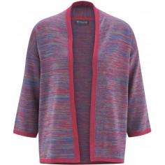 Gilet tricot coton bio et chanvre