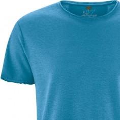 Tee shirt bio vert homme