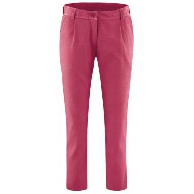 Pantalon coton bio femme