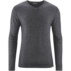 Pull with wool - V-neck