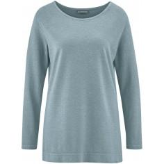 Tee-shirt long hiver flanelle chanvre