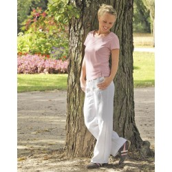 Hemp woman trousers