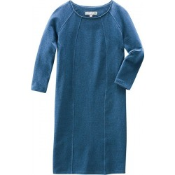 Dress winter hemp and organic cotton