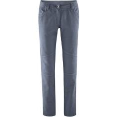 Pantaloni da donna chisegrafia in cotone biologico/canapa - XS e M