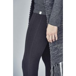 XS/S/XL organic hemp and organic cotton leggings