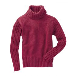 Women's sweater recycled fibers - Size XL