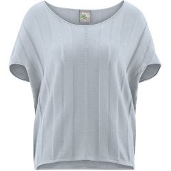 Top maille tricot fantaisie