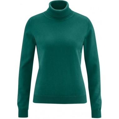 vert pull vegan femme