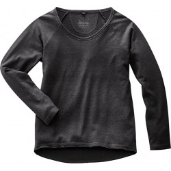 T-shirt organic cotton hemp raglan