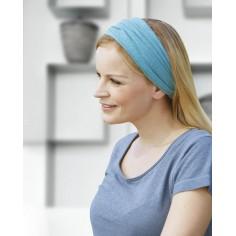 Bandeau cheveux chanvre et coton bio