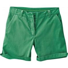 Pantaloncini in cotone biologico da donna XS S L e XL