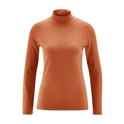 Women's turtleneck T-shirt - XS