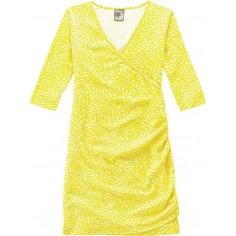 T shirt lunga - tunica o mini gonna in cotone biologico