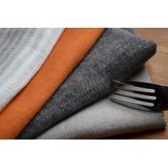 Serviette de table pur chanvre