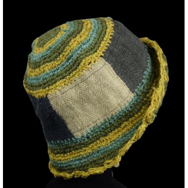 Kind Mädchen Junge Hut - 100% Hanf