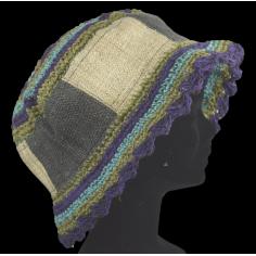 Sombrero T 58cm - Mujer / cáñamo masculino